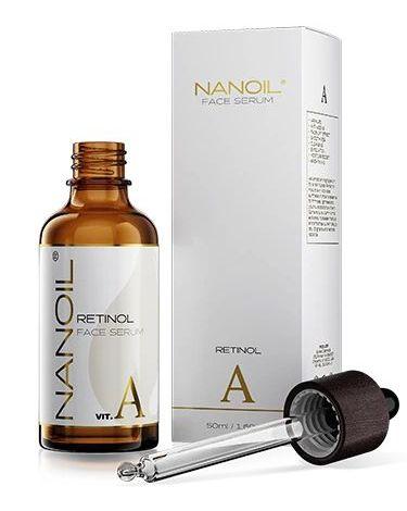 Nanoil Retinol Serum, hatások