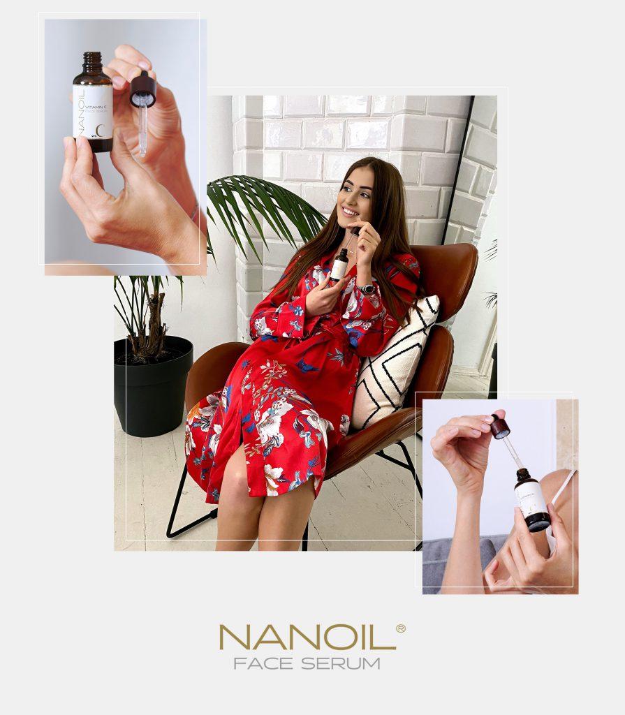 ajánlott arcszérum c-vitaminnal Nanoil
