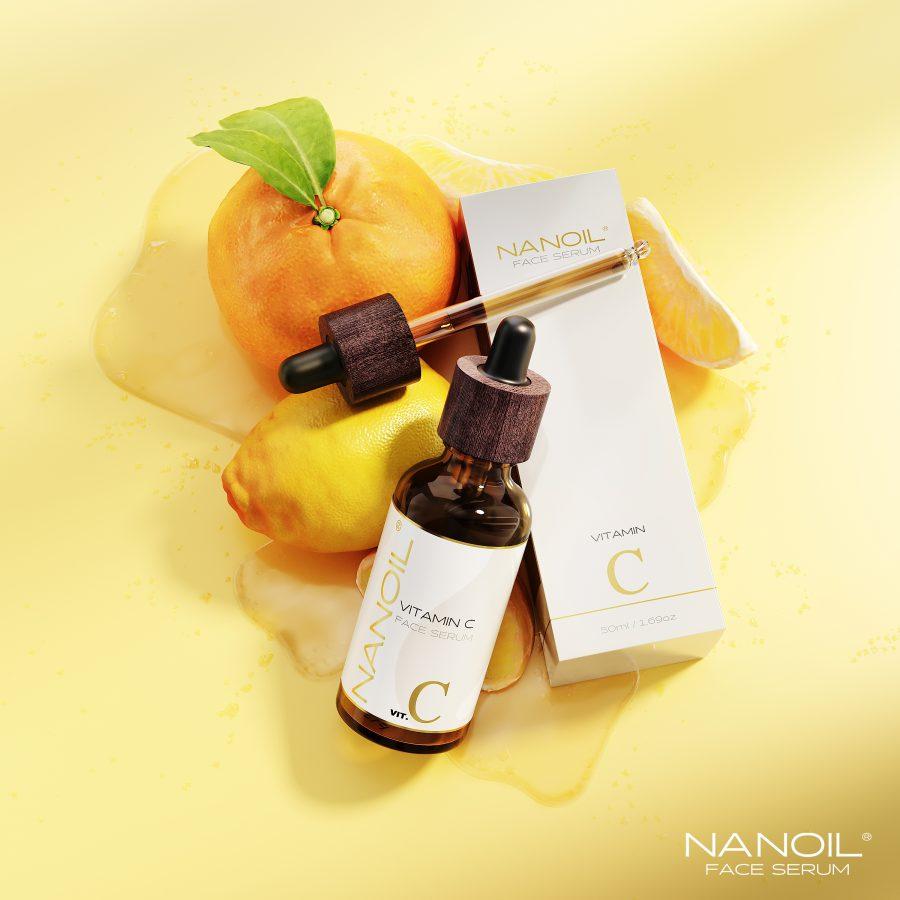 jó arcszérum c-vitaminnal Nanoil